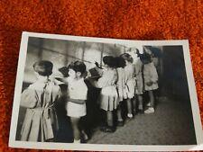 ancienne photo - le tableau de classe .....