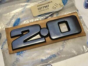 Ford Cortina MK5 New Genuine Ford badge