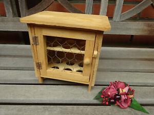 Eierschrank--Landhaus Charme--Für 12 Eier--Küchen Dekoration