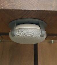SturdyGrip™ Google Home Mini Mount (Gray/Chalk)