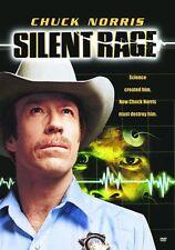 SILENT RAGE  (Chuck Norris) - Region Free DVD - Sealed