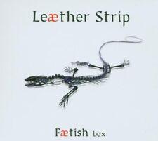 LEAETHER STRIP Faetish 2CD BOX LTD.2000