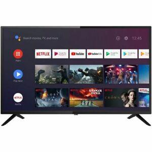 "SONIQ G32"" HD Android TV Model: G32HW60A"