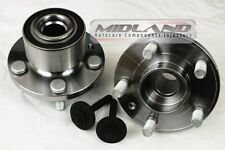 FORD GALAXY S MAX 2006 - 2015 PAIR OF FRONT HUB WHEEL BEARING KIT *BRAND NEW*