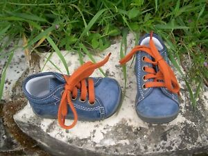 Superbes chaussures Bellamy garçon 19 en cuir portées 1 fois !
