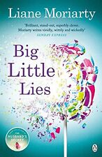 Big Little Lies,Liane Moriarty- 9781405916363