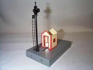 Lionel American Flyer 758 758-A SAM the SEMAPHORE MAN Accessory for Parts NOS!