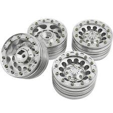 4PCS Beadlock 1.9 Inch Wheel Rims Felgen für 1/10 Axial SCX10 D90 RC Crawler #2