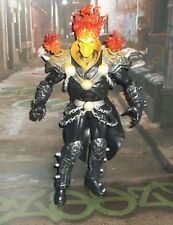 MARVEL LEGENDS SERIES ORANGE VARIANT GHOST RIDER FIGURE TERRAX B-A-F WAVE 6 INCH