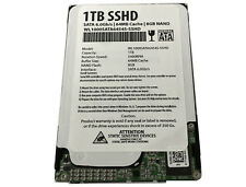 New 1TB 64MB Cache + 8GB NAND SATA 6.0Gb/s 2.5