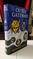 1st Enhanced Edition - OUTER GATEWAYS - KENNETH GRANT - Occult Magic Grimoire