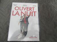 "DVD NEUF ""OUVERT LA NUIT"" Edouard BAER, Sabrina OUAZANI, Audrey TAUTOU"