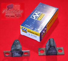 LINCOLN 1969-1979 Continental & MKIII Moog Front Lower Control Arm Bumps (Pair)