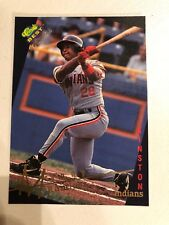 MANNY RAMIREZ ROOKIE GOLD INSERT 1993 CLASSIC MINOR LEAGUE KINSTON #124 MINT