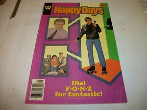 Whitman HAPPY DAYS #2 May 1979 Photo Cover