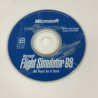 Microsoft Flight Simulator 98 (PC, 1997)