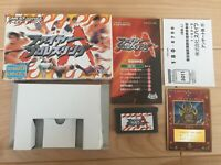 Fire Pro Wrestling A Nintendo GameBoy Advance GBA NTSC-J Japan Import tested