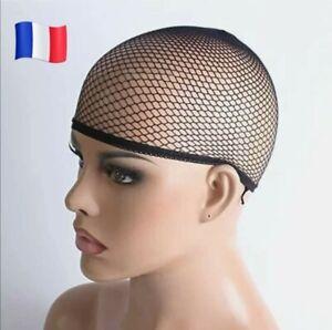 Filet Cheveux Perruque Bonnet Unisexe Wig Caps Perruque resille coiffure France