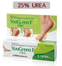 YouGreen F Dry Cracked Feet Repair Foot Cream 25% UREA Treatment Lotion-1.06 oz