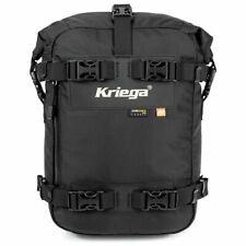 Kriega us-10 Drypack-WATERPROOF - 10 LITRI Nero Nuovo + +