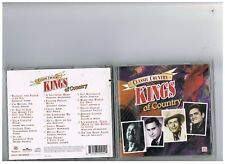 TIME LIFE CD. CLASSIC COUNTRY..KINGS OF COUNTRY..RARE