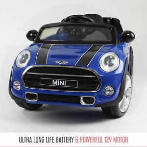 Mini Cooper Kids Car Products For Sale Ebay
