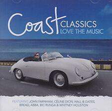 [BRAND NEW] 2CD: COAST CLASSICS: LOVE THE MUSIC: VARIOUS ARTISTS