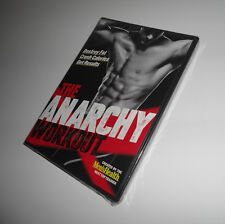 The Anarchy Workout Men's Health Destroy Fat Crush Andy Speer (3 DVD Set NEW)