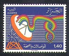 Algeria 1981 ITU-UIT/WHO/Telecomms/Radio/Medical/Health/Communications 1v n37291
