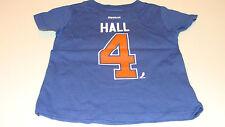 Edmonton Oilers Taylor Hall Name Number T Shirt Age 3T Infant Kids NHL Reebok