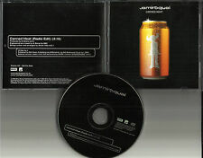 JAMIROQUAI Canned Heat w/ RARE EDIT PROMO DJ CD Single 1999 USA MINT  OSK40898