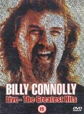 Billy Connolly - Live - The Greatest Hits (DVD, 2004) NEW SEALED DVD