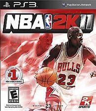 PS3 NBA 2K11 (Sony PlayStation 3, 2010)