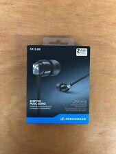Sennheiser CX 3.00 In-Ear Only Headphones - Black