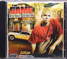 West Coast Resurrection [PA] by The Game [US Imp. - Get Low Rec.‎GLE 457] - NM/M