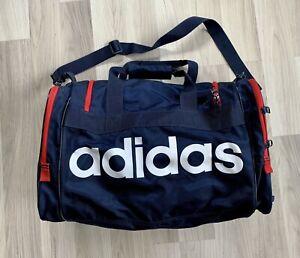 Adidas Originals Classic Logo Gym/Duffel/Soccer Bag. Medium.