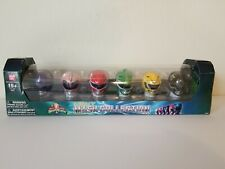 Power rangers Legacy Mask Collection blue pink red green yellow black NEW