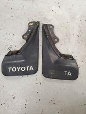 Toyota Corolla Ae86 Oem Mud Flaps Rear Gts Sr5