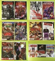 Astonishing Ant-Man (2015) # 1-13 Complete Lot 1st Prints Spencer Marvel NM 9.4