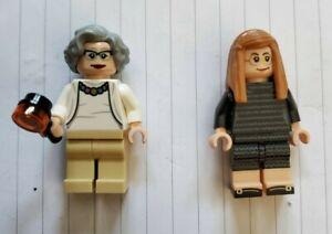Lego Women of NASA Minifigures - Margaret Thatcher & Nancy G. Roman - Scientists