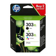 HP 3YN10AE 303XL 1 Black and 1 Tri-Color Ink Cartridges envy 7130 6234