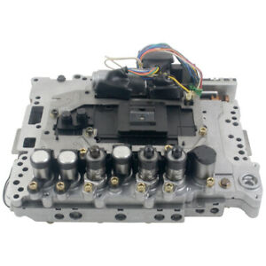 New Valve Body W/ Solenoid And TCM RE5R05A For Infiniti FX45 FX35 G35 G37 03-11