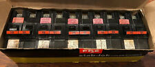 Federal Pacific 15 Amp 2 Pole Circuit Breaker Lot Of 5 Nos Stab-lok
