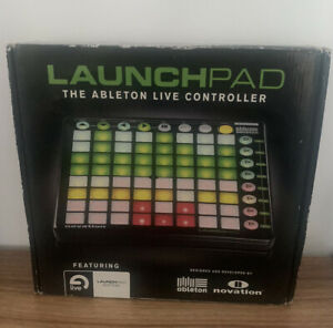Launchpad The Albeton Live Controller Novation Used