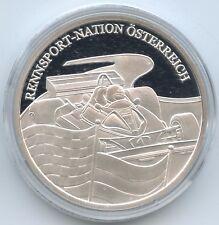 PA195 - Silbermedaille Rennsport-Nation Österreich
