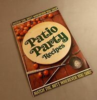 Patio Party Recipes Match the Mitt Wherever You Shop Booklet