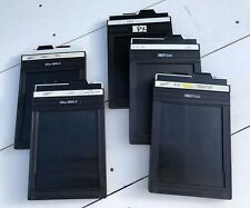 Lisco & Fidelity  4x5 Cut Sheet Film Holders Lot of 5