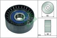INA V-Ribbed Belt Deflection Guide Pulley 532 0666 10 532066610 - 5 YR WARRANTY