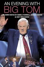 Big Tom - An Evening with Big Tom: Live in Derry (2018) | NEW & SEALED DVD