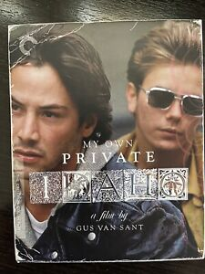 My Own Private Idaho Blu-ray The Criterion Collection Region A